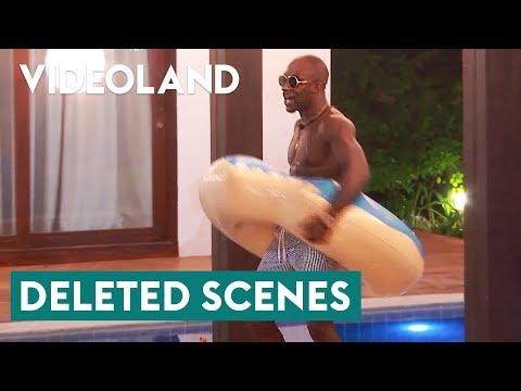 Hilarisch: Orpheo danst en zingt erop los   Temptation Island VIPS