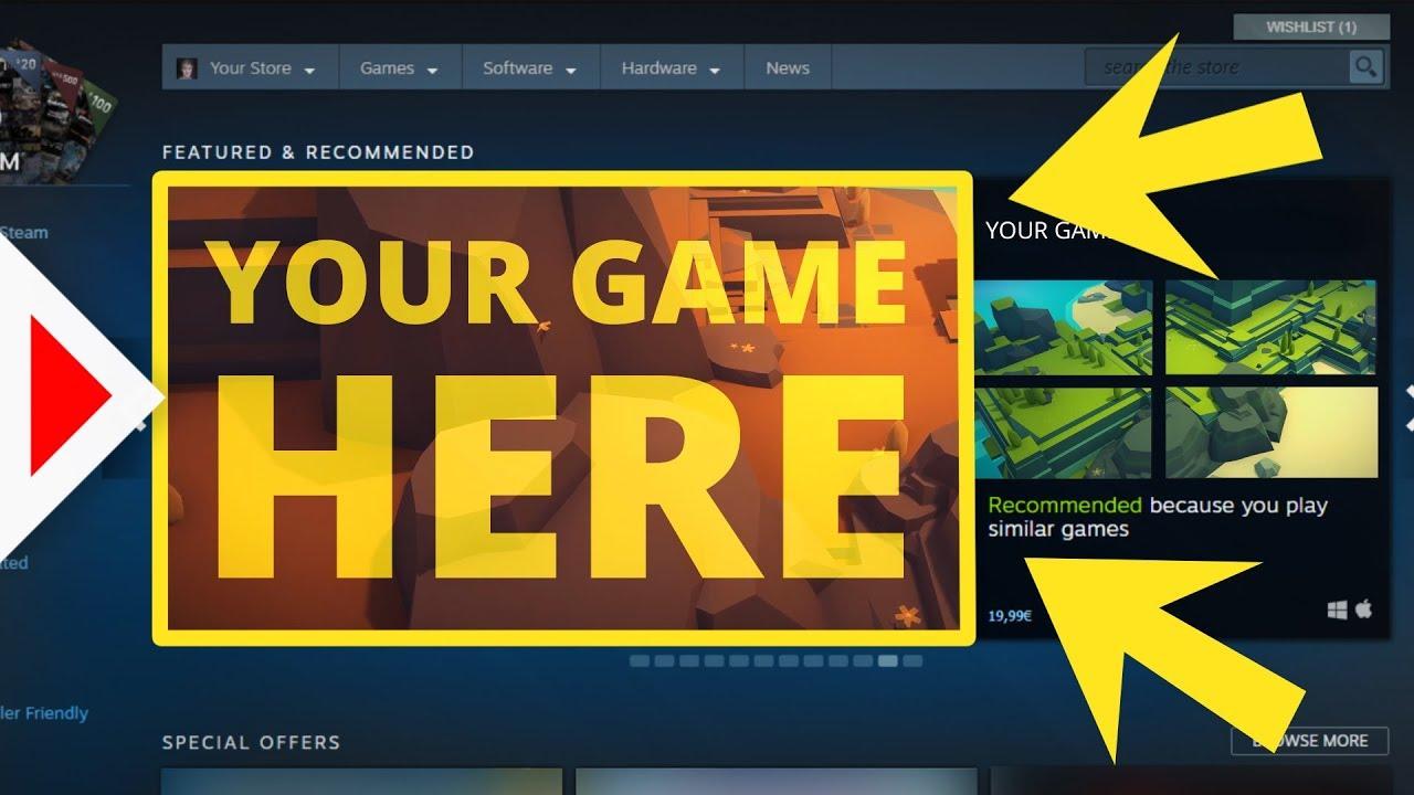 Как продать свои игры в Steam? [ Подсказки ]