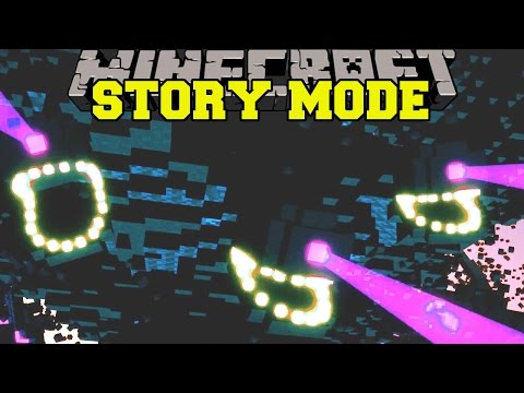 Видео, Minecraft STORY MODE - A BLOCK AND A HARD PLACE Episode 41