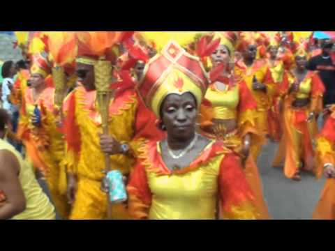Taki tin   carnaval  Gran Marcha  2012 curacao