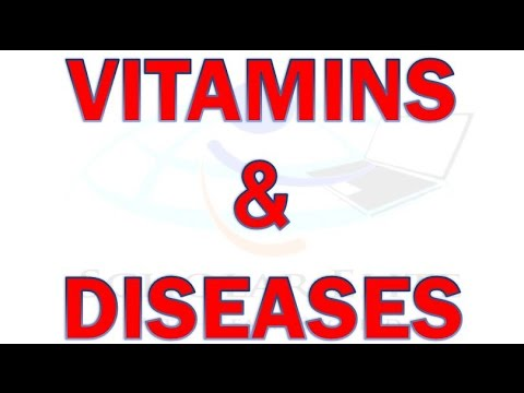 Vitamins and Deficiency facts for RRB ,SSC CGL, PSC, NDA and all competitive exams