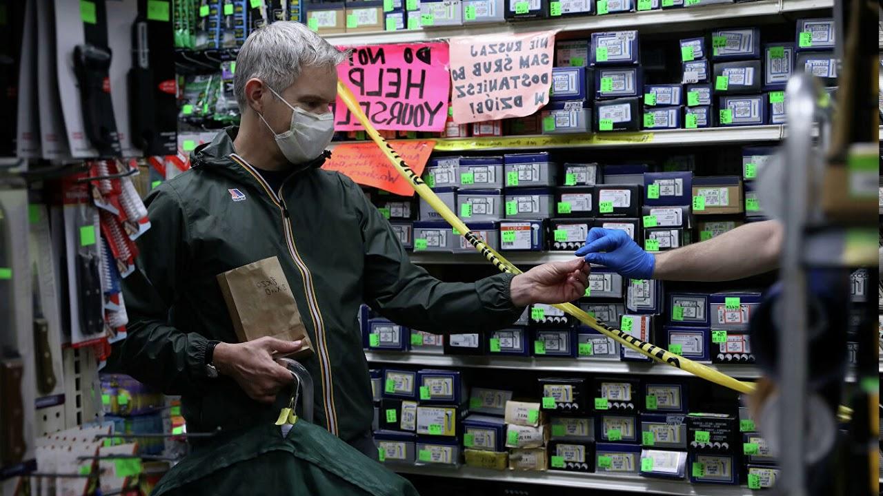 Невесёлые выводы о коллективном Западе на фоне пандемии «к-вируса» (продолжение)