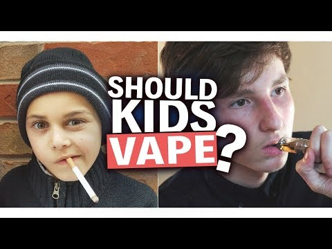 Should Children Vape? Is Vaping Safe for Kids? My Thoughts