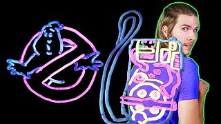 How Does The GHOSTBUSTERS Proton Pack Work? (Because Science w/ Kyle Hill)
