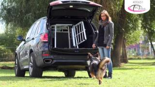 TecTake - Box per trasporto cane