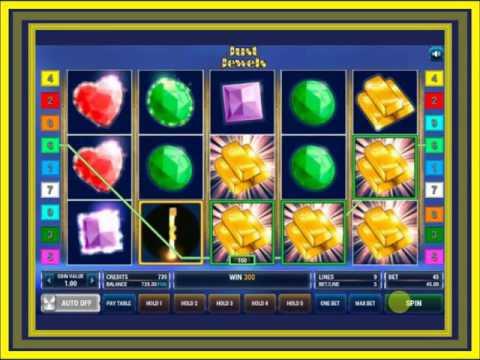 Игровой автомат Just Jewels (Камни, Драгоценности)