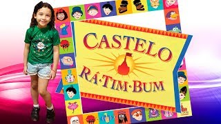Castelo Rá Tim Bum - Norte Shopping (ft. LARISSA SPORTS GAMES)