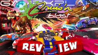 Cruis'n Blast isn't Perfect, but It's a BLAST! - REVIEW (Switch) (Video Game Video Review)