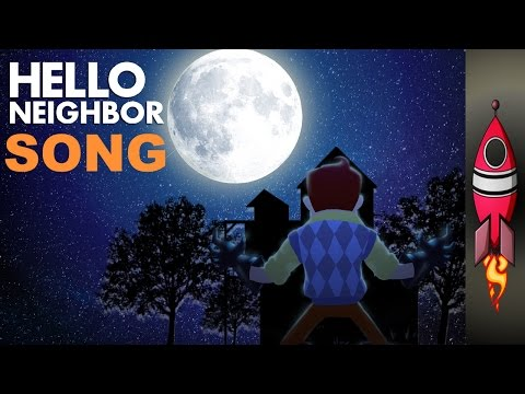 Hello Neighbor - Rockit Gaming Song | Afraid Of The Dark