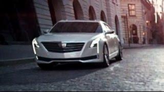2016 Cadillac CT-6