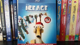 Ice Age: The Complete Collection Blu-Ray Unboxing