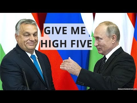Orban Reaches Out to Russia