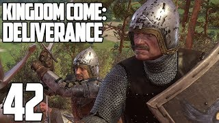 CONFRONTATION FOR THE AGES   Kingdom Come: Deliverance Gameplay Let