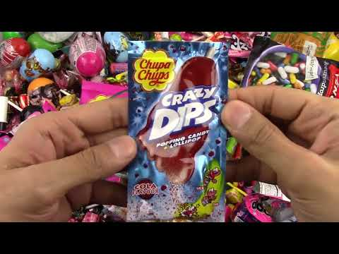 A lot of candy NEW 2018!!!