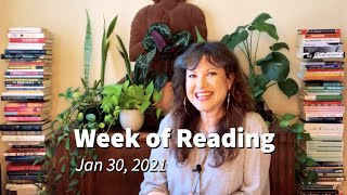Week of Reading | Jan 30, 2021