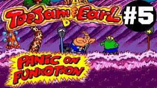 ToeJam & Earl in Panic on Funkotron #5