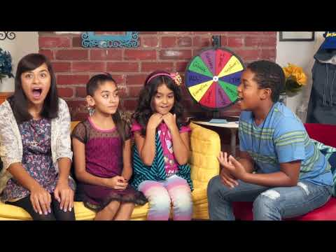 School Challenge Troublemaker Edition ft. GEM Sisters : Issac Ryan Brown Disney Channel Raven's Home