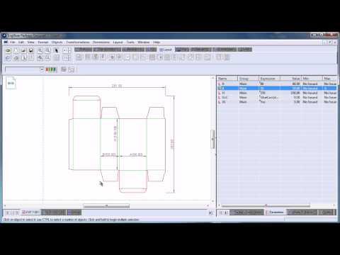 Engview Packaging Design Software Sheet Layout Presentation Youtube
