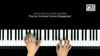Wang Li Hom Xu Yao Ren Pei 王力宏 (需要人陪 ) piano cover