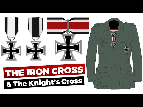 The Iron Cross & The Knight's Cross