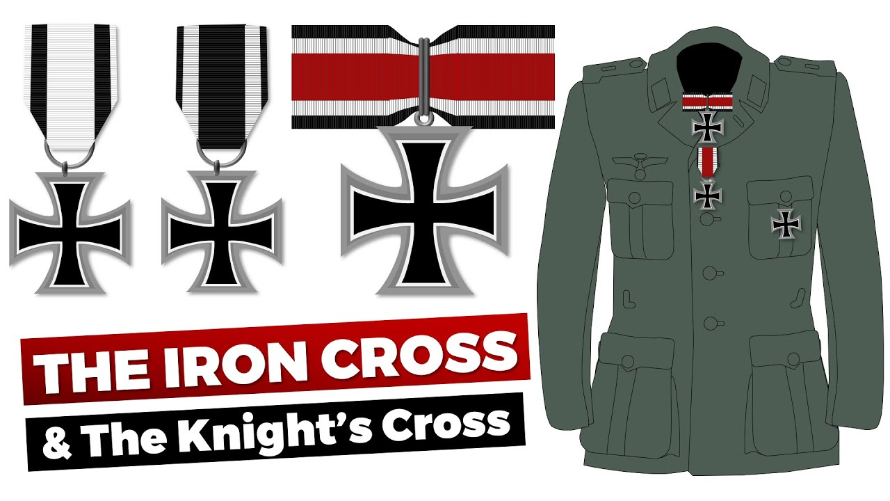The Iron Cross The Knights Cross Youtube
