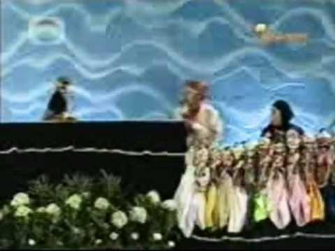 Wayang Golek: Cepot Ijem - Mojang Karawang