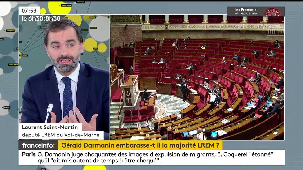 L'invité de 7h50 - France Info - 24/11/2020 (1)