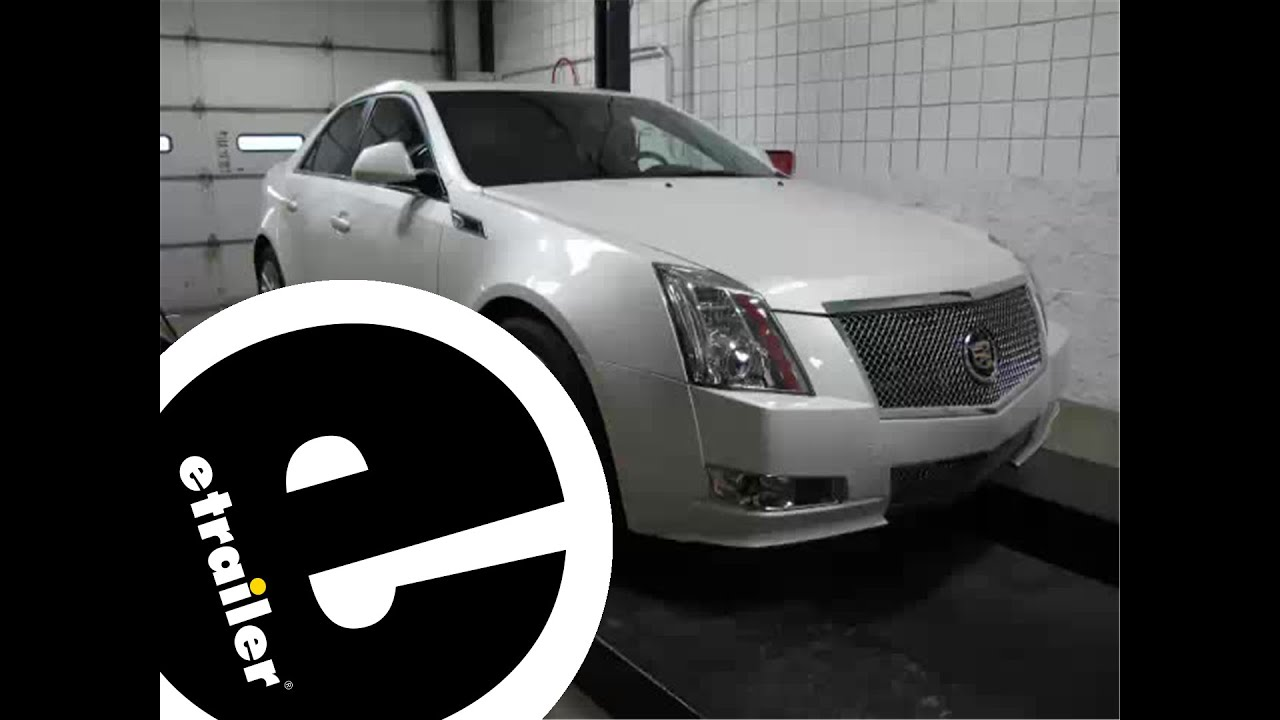 maxresdefault installation of a trailer wiring harness on a 2012 cadillac cts cadillac wiring harness 2016 ats at nearapp.co
