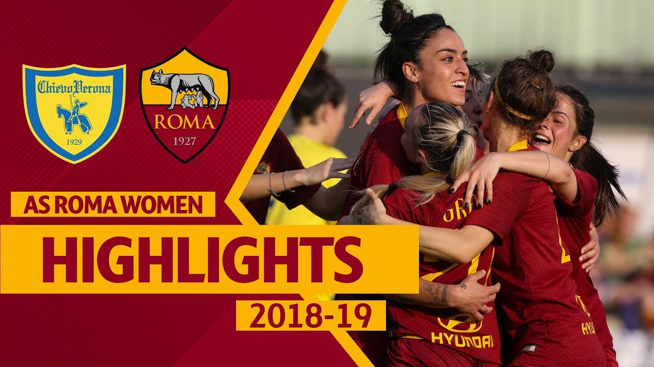 Chievo - Roma Women 0-5