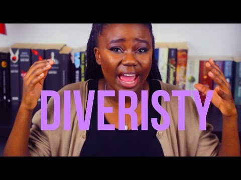 Diversity In YA    It's Terrible and I'm Sick of It