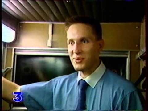 Reportage sur la Compagnie des wagons-lits (CWL) / France 3 (2000)
