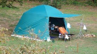 2ヵ月ぶりのソロキャンプ。天気にも恵まれ楽しかったが、キャンプ歴が...