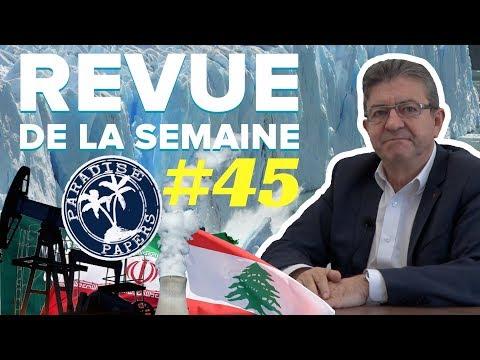 #RDLS45 : CLIMAT, COP23, PARADISE PAPERS, PÉTROLE, LIBAN, IRAN, ARABIE SAOUDITE, CONTRE-BUDGET