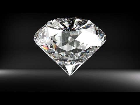 Maya 2016 / Keyshot 6 tutorial : Modeling a Diamond