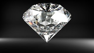 Maya 2016 / Keyshot 6 tutorial : Modeling a Diamond