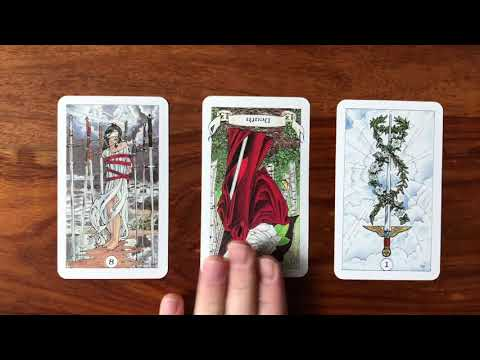 Daily Tarot Reading for 7 January 2018 | Gregory Scott Tarot