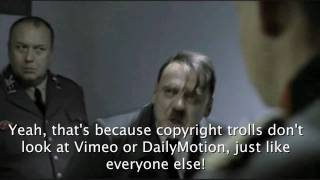 hitler reacts to the hitler parodies being removed from youtube