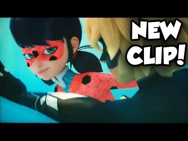 New Frozer Clips Released! | New Miraculous Ladybug Promo! (Miraculous Ladybug News)