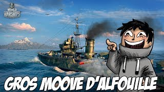 World of Warships : Le gros moove d'alfouille !