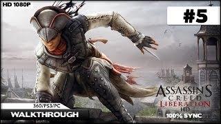 Assassins Creed Liberation HD Walkthrough - Sequence 2 - The False Mackandal [1080p HD] 100% Sync
