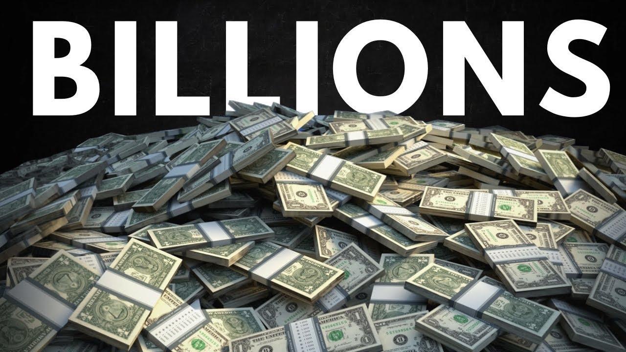 What A Billion Dollars Looks Like