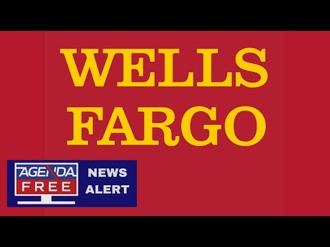 Kyle Anthony - Wells Fargo was down today!