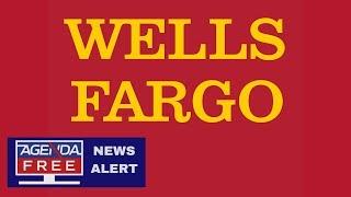 Wells Fargo Down - LIVE COVERAGE