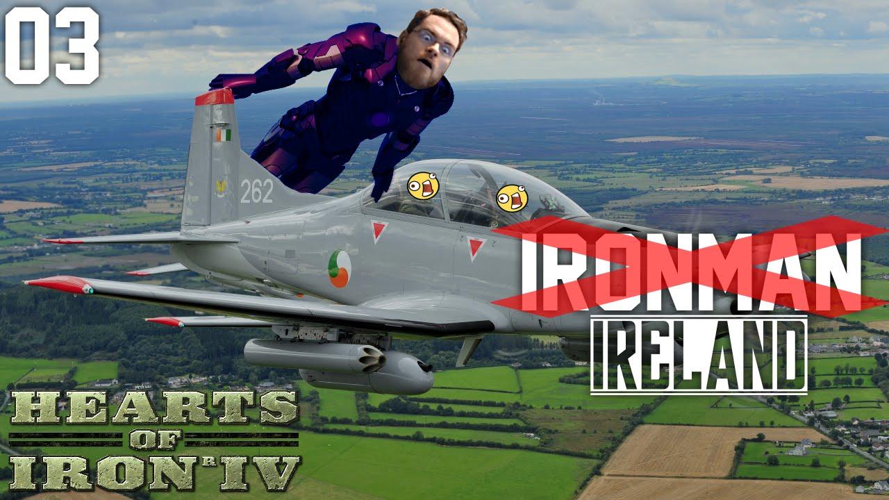 Glory to Ireland [3] Hearts of Iron IV HOI4