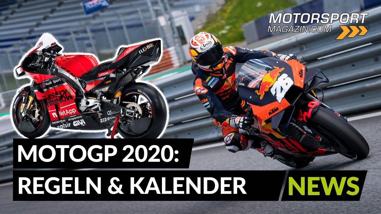 Kalender & Regeln: So läuft die MotoGP 2020 ab