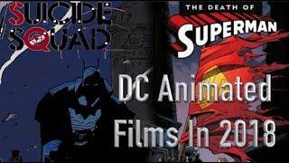 Kommenden DC-Animationsfilm Im Jahr 2018