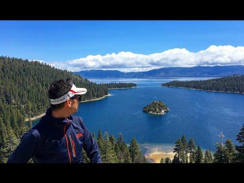 CA Vlog: South Lake Tahoe (Eagle Falls Trail Hike to Eagle Lake)!