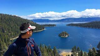 CA Vlog: South Lake Tahoe (Eagle Falls Trail Hike to Eagle Lak…