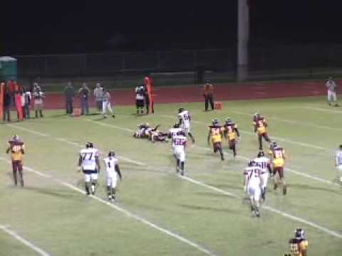 Michael Anderson Jr.--Junior Year Highlights