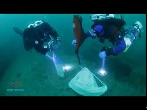 Ghost Fishing UK 2016 SMS Coln